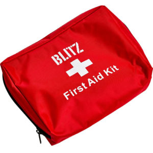 Blitz First Aid Kit – Fully Stocked