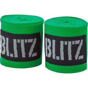 Blitz 120″ Kids/Junior Hand Wraps – Green
