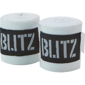 Blitz 180″ Adult Hand Wraps – White