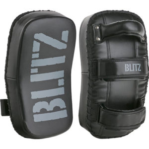 Blitz Havoc Curved Thai Pads – Black