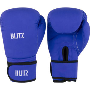 Blitz Odyssey Washable Boxing Gloves – Blue