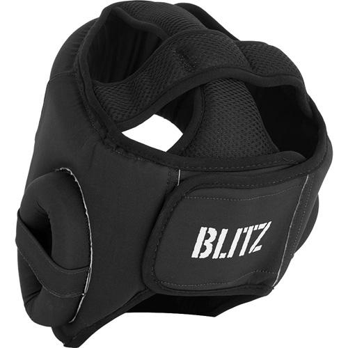 Blitz Odyssey Washable Head Guard – Black
