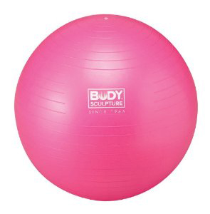 Body Sculpture Gym Ball – Pink 65cm