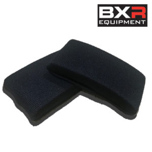 BXR Knuckle Guard/Gel Wrap – Black