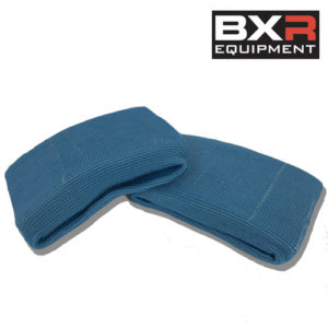 BXR Knuckle Guard/Gel Wrap – Light Blue