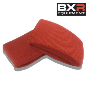 BXR Knuckle Guard/Gel Wrap – Red