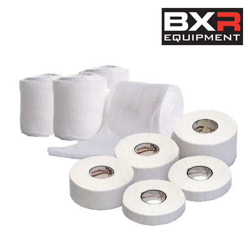 BXR Hand Wrap Refill Kit – Gauze and Tape Set