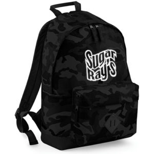 Sugar Ray's Sports Backpack – Camo Black