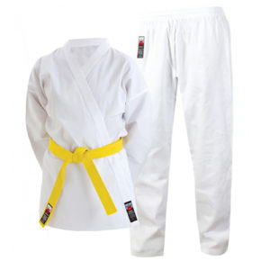 Cimac Student Karate Uniform – White 8oz