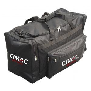 Cimac Team Large Daddy Holdall – Black