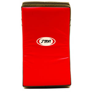 T-Sport Extra Large Curved Shield – Red/Black
