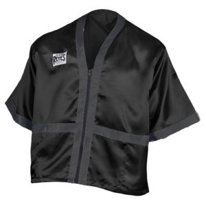 Cleto Reyes Cornerman's Jacket – Black/Black