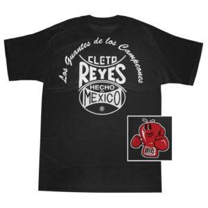 Cleto Reyes T-Shirt -Black