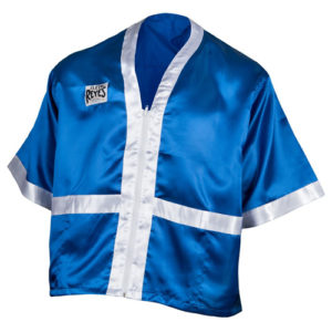 Cleto Reyes Cornerman's Jacket – Blue/White