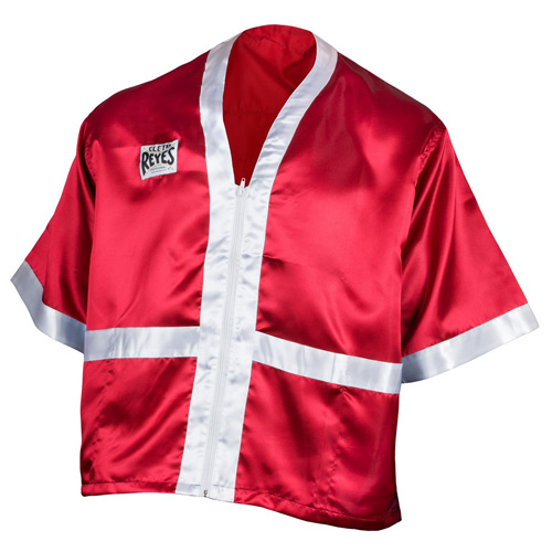 Cleto Reyes Cornerman's Jacket – Black/White