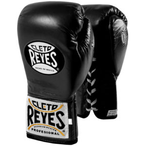 Cleto Reyes Safetec Profight Boxing Glove – Black