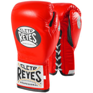 Cleto Reyes Safetec Profight Boxing Glove – Red