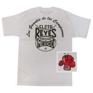 Cleto Reyes T-Shirt – White