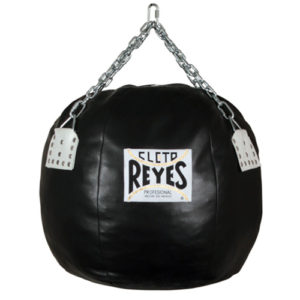 Cleto Reyes Leather Wrecking Ball – Black