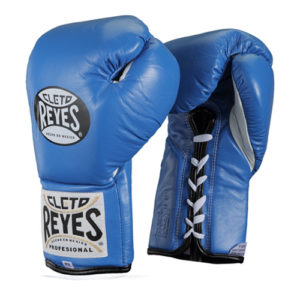 Cleto Reyes Professional contest Glove – Blue