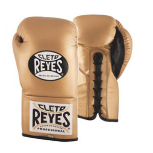 Cleto Reyes Professional Contest Glove – Gold