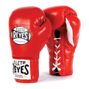 Cleto Reyes Professional contest Glove – Red