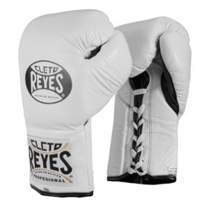 Cleto Reyes Professional Contest Glove – White
