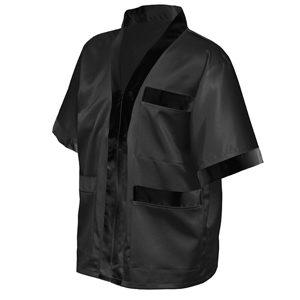 Classic Corner Jacket – Black