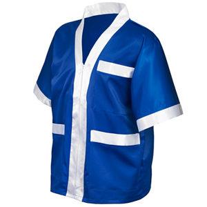 Classic Corner Jacket – Blue/White