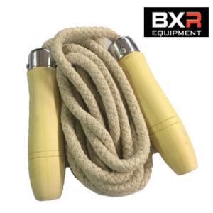 BXR Cotton Skipping Rope – 10ft