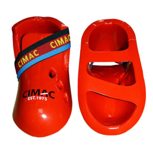 Cimac Double Piece Dipped Foam Kick – Red