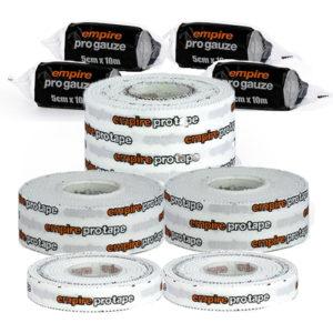 Empire Pro Tape Handwrap Kit [With Logo] – Gauze & Tape