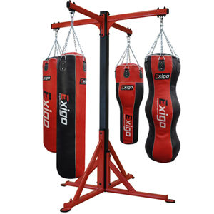 Exigo Ultimate 4 Station Boxing Frame