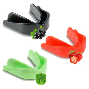 Single Gumshield Pack of 10 Gourmet Flavours