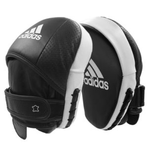 Adidas AdiStar Pro Focus Mitts – Black/White