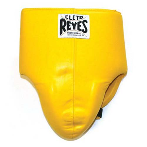 Cleto Reyes Kidney & Foul Protection Cup – Yellow