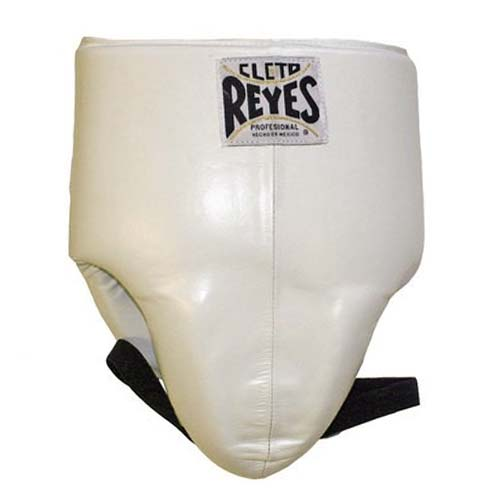 Cleto Reyes Kidney & Foul Protection Cup – White