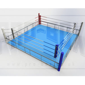 Pro-Box Rio Free Standing Boxing Ring