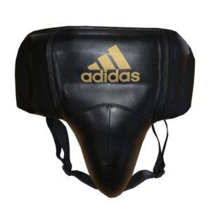 Adidas Speed Men's Groin Guard – Black/Gold