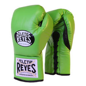 Cleto Reyes Professional Contest Glove – Citrus Green
