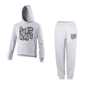 Sugar Ray's Tracksuit – Grey
