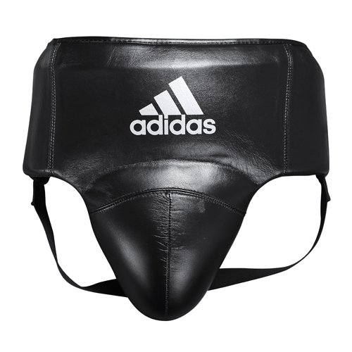 Adidas AdiStar Pro Groin Guard – Black/White