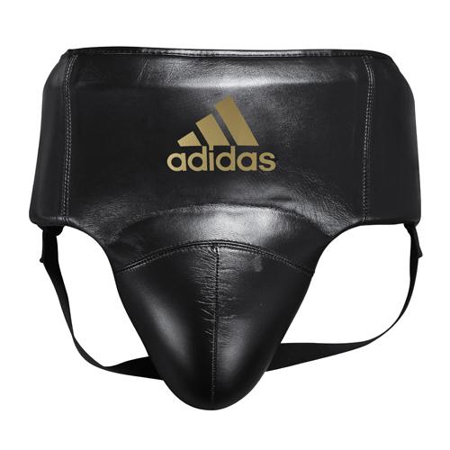 Adidas AdiStar Pro Groin Guard – Black/Gold