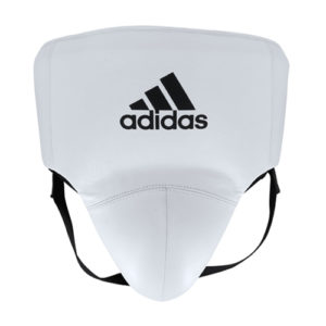 Adidas AdiStar Pro Groin Guard – White/Black