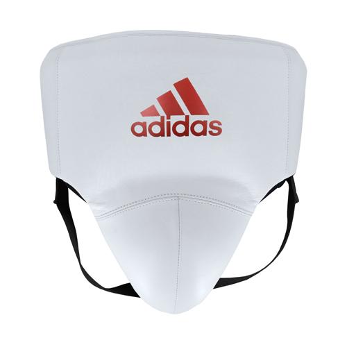 Adidas AdiStar Pro Groin Guard – White/Red