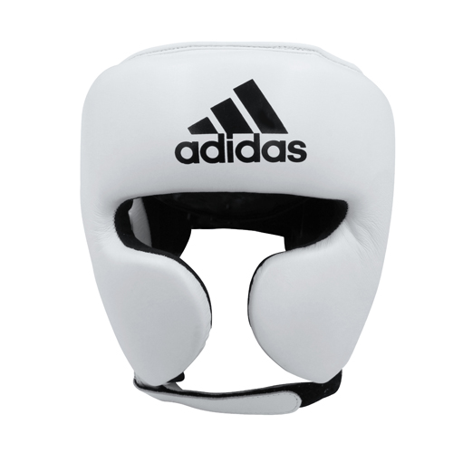 Adidas AdiStar Pro Head Guard – White/Black
