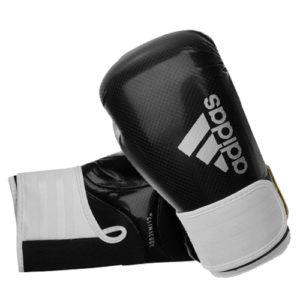 Adidas Hybrid 75 Boxing Glove – Black/White
