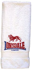 Lonsdale Trainer's Corner Towel