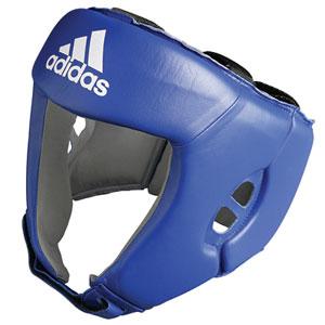 adidas AIBA Boxing Head Guard – Blue