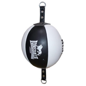 Lonsdale L-60 Reaction Floor to Ceiling Ball – White/Black